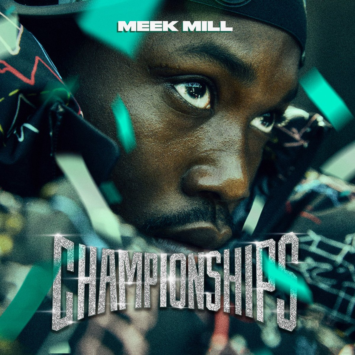 Meek Mill's Championships artwork