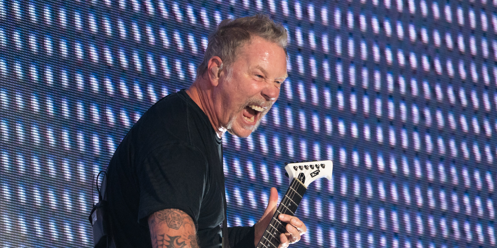 Metallica Struck Deal with Live Nation to Put Tickets Directly on