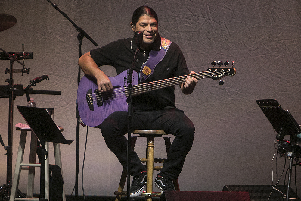Metallica's Robert Trujillo