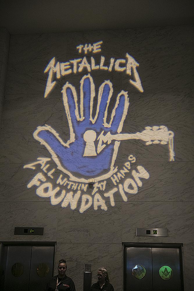 Metallica All Within My Hands Concert