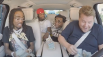 Watch Migos on Carpool Karaoke teaser