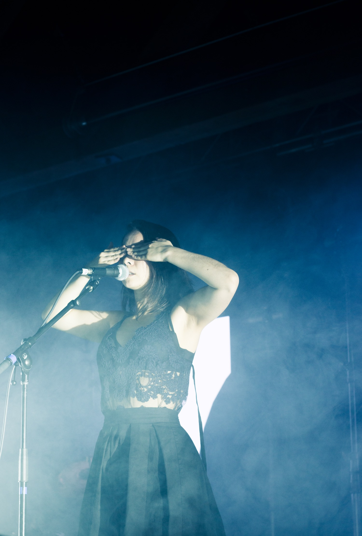 Mitski, photo by Caroline Daniel