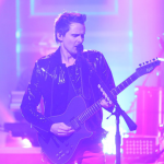 "Video Muse ""Pressure"" on The Tonight Show"