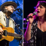 Norah Jones Jeff Tweedy Wintertime Philip Cosores