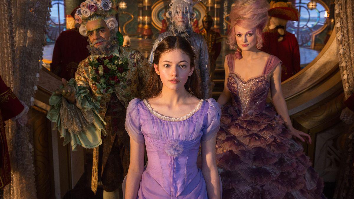 The Nutcracker and the Four Realms (Disney)