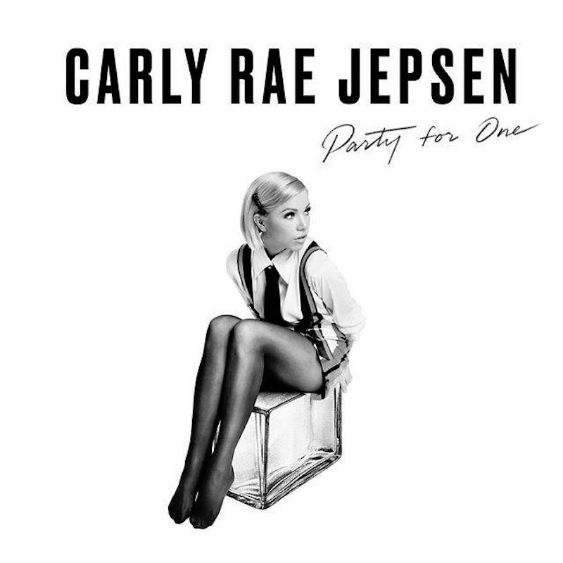 party for one carly rae stream Carly Rae Jepsen previews new album with Party For One: Stream