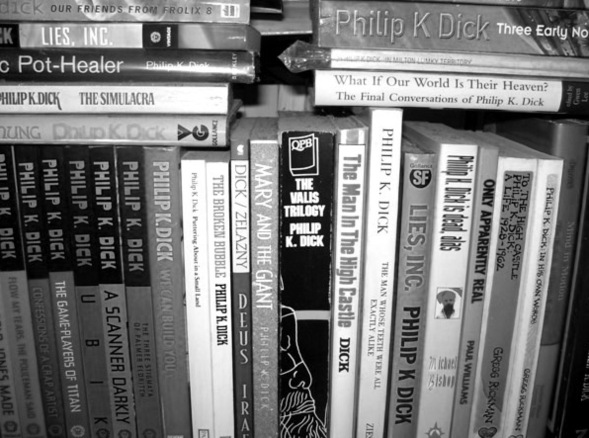 philip k dick books oh sees