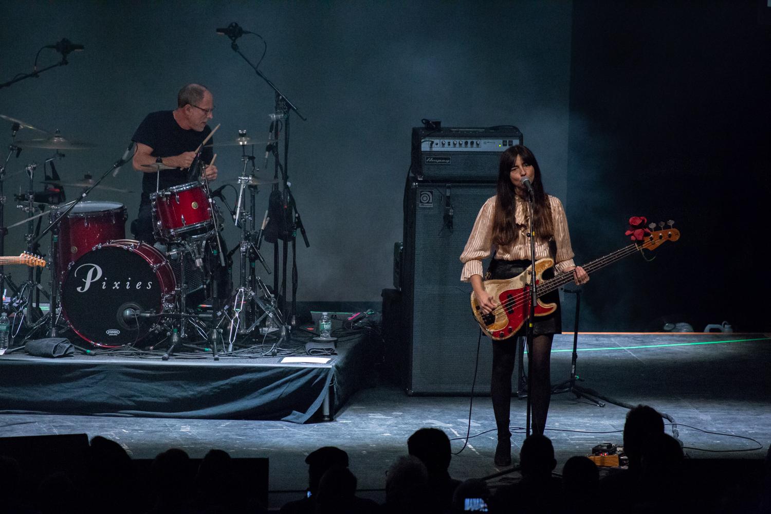 Pixies, photo by Johnny Perilla