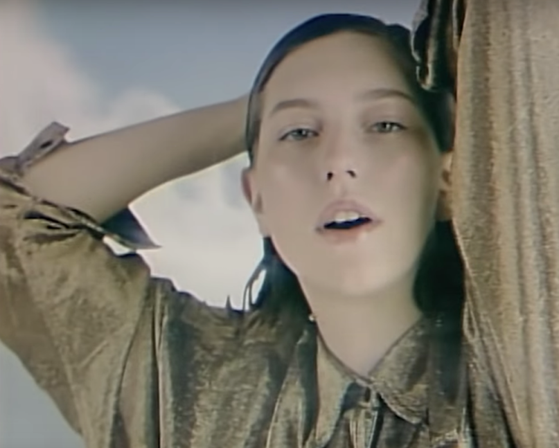 "Watch King Princess ""Pussy is God"" music video"