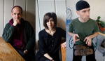 Ian MacKaye, Joe Lally, Amy Farina new band