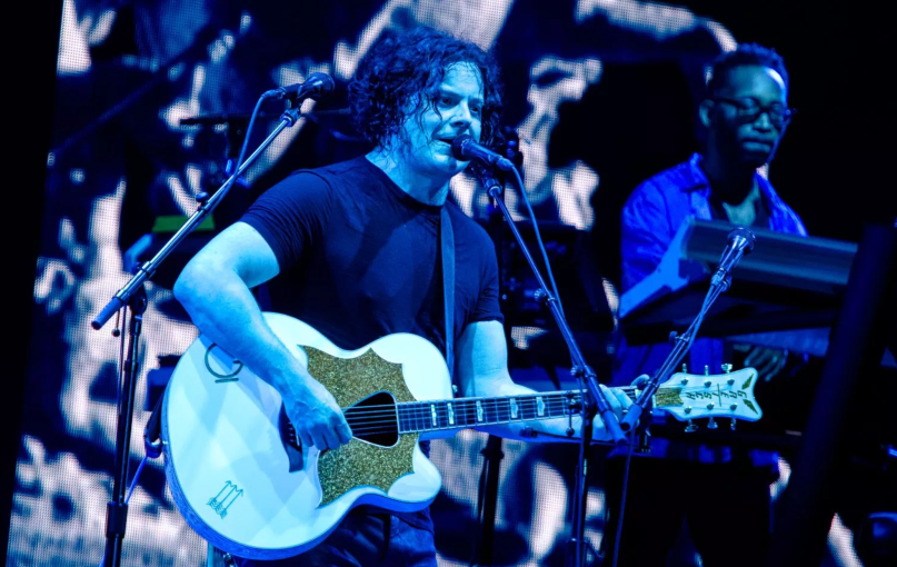 Jack White A Star Is Born, photo by Ben Kaye