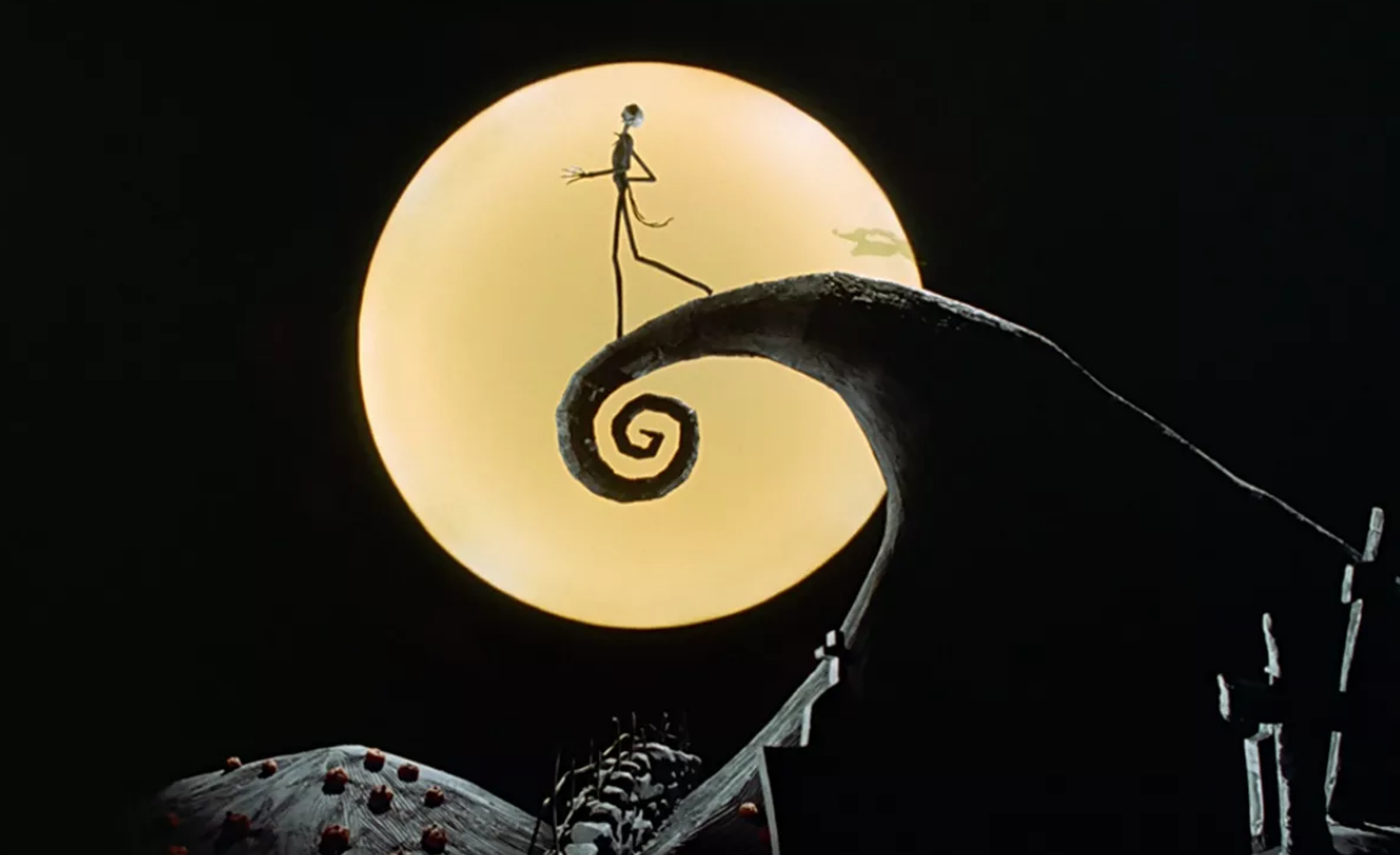 It's just a picture of Rare Nightmare Before Christmas Pic