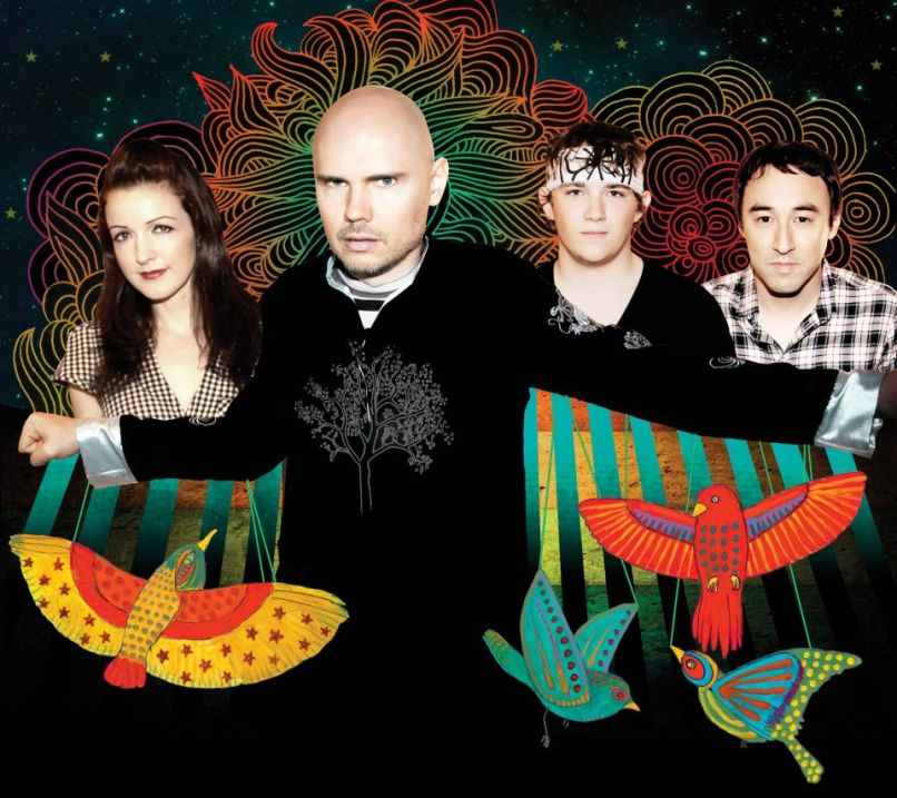 smashing pumpkins 2011 Ranking: Every Smashing Pumpkins Album from Worst to Best