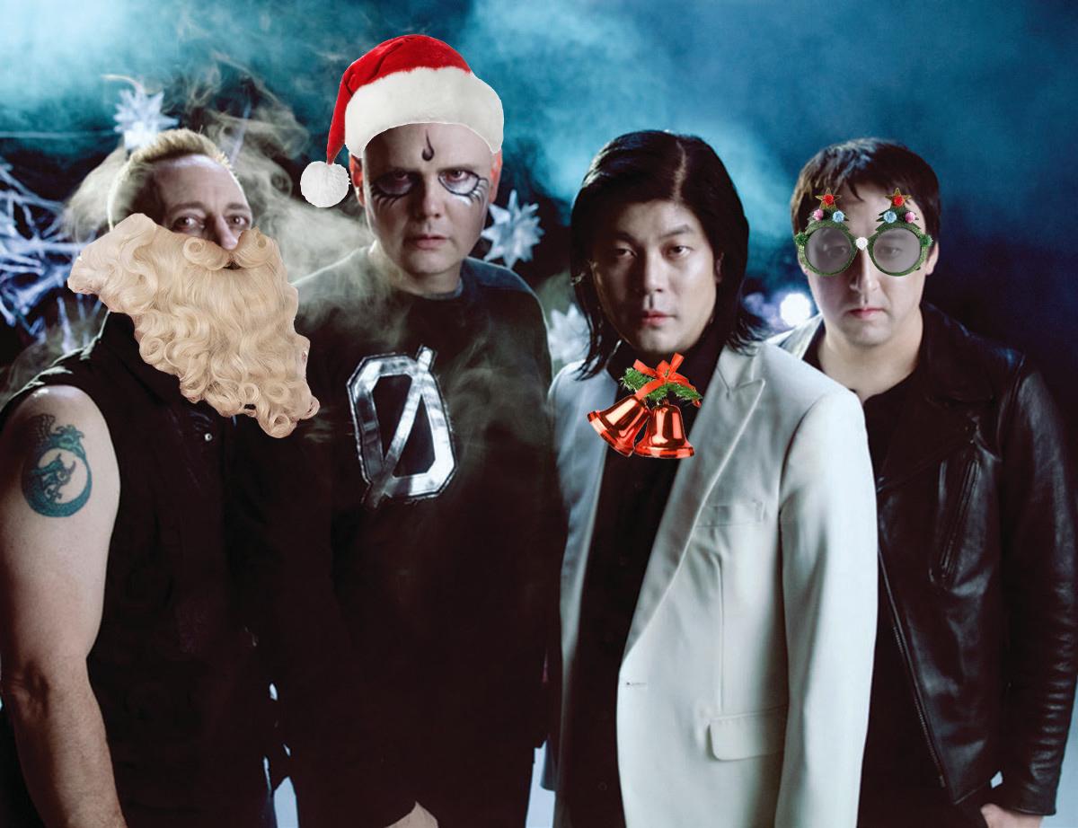 Smashing Pumpkins Christmas Album Billy Corgan