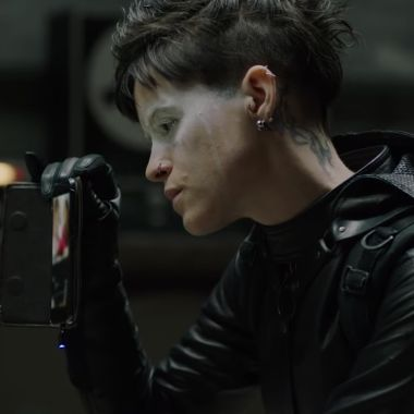 12ec6418 Film Review: Despite a Game Cast, The Girl in the Spider's Web Can't ...