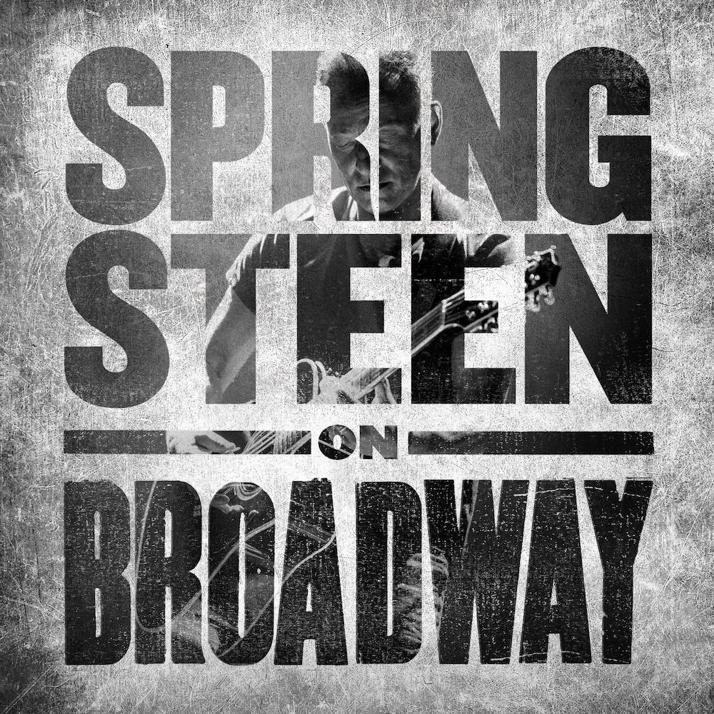 Springsteen on Broadway artwork
