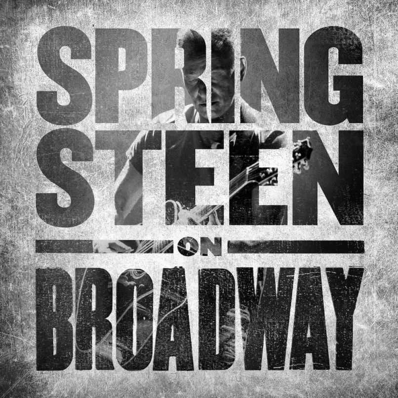 Bruce Springsteen announces Springsteen on Broadway live