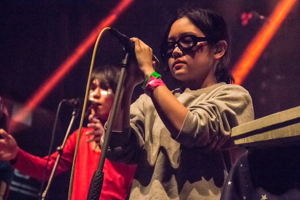 Superorganism // Iceland Airwaves // Photo by Lior Phillips