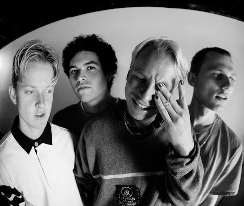 "SWMRS announce new album Berkeley's On Fire, share ""April In Houston"", photo by Phoebe Fox"