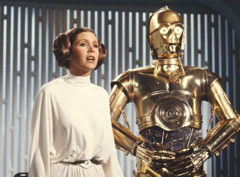The Star Wars Holiday Special (Courtesy of CBS)