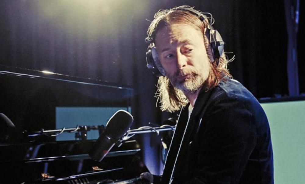 "Thom Yorke previews new ""dystopian"" solo album"