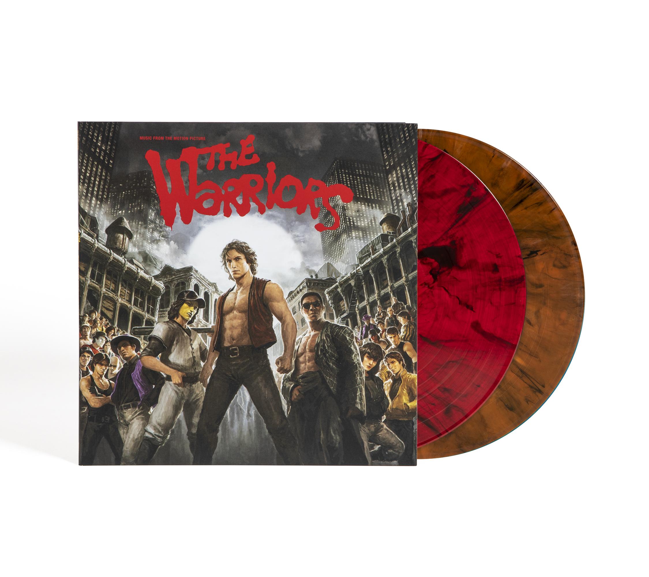 The Warriors, Waxwork Records