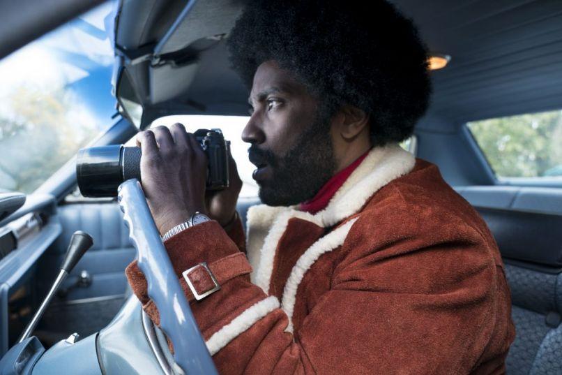 "John David Washington, ""BlacKkKlansman"", Focus Features"