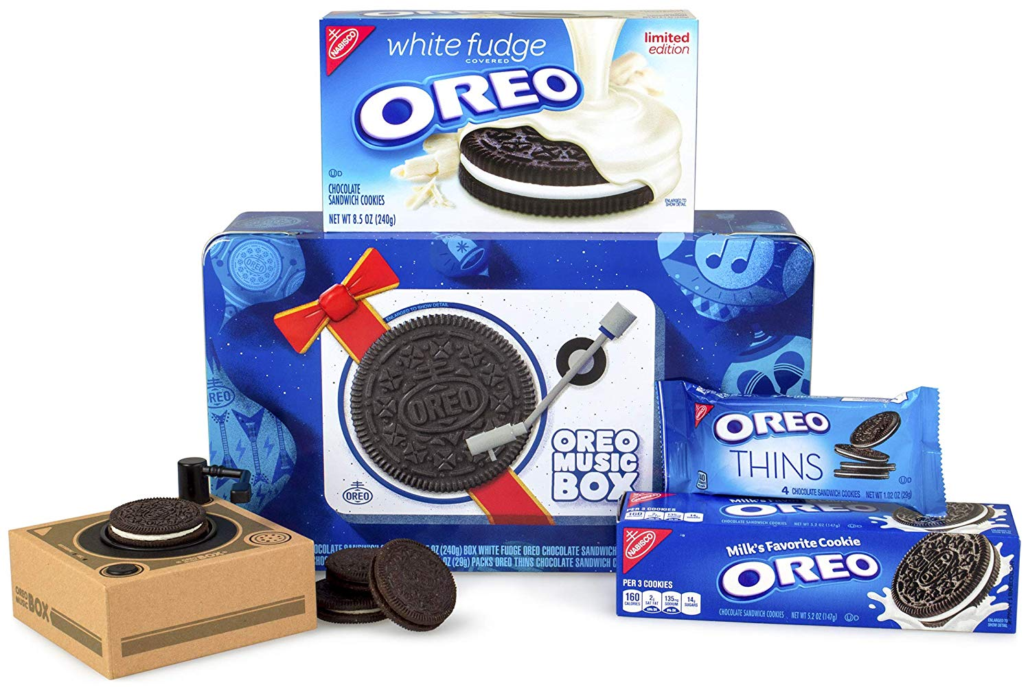 Oreo Cookie Record Player