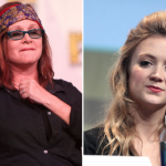 Billie Lourd Carrie Fisher Gage Skidmore These Days