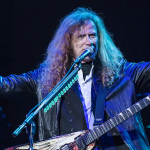 Megadeth's Dave Mustaine
