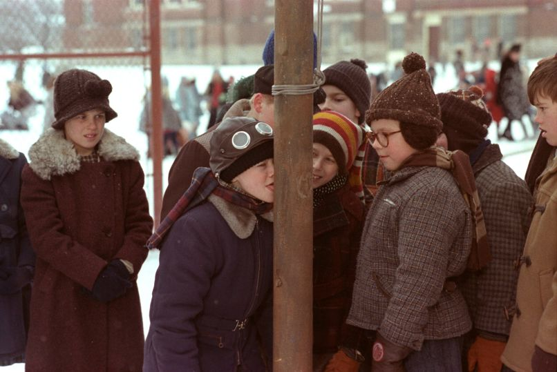 Flick in A Christmas Story