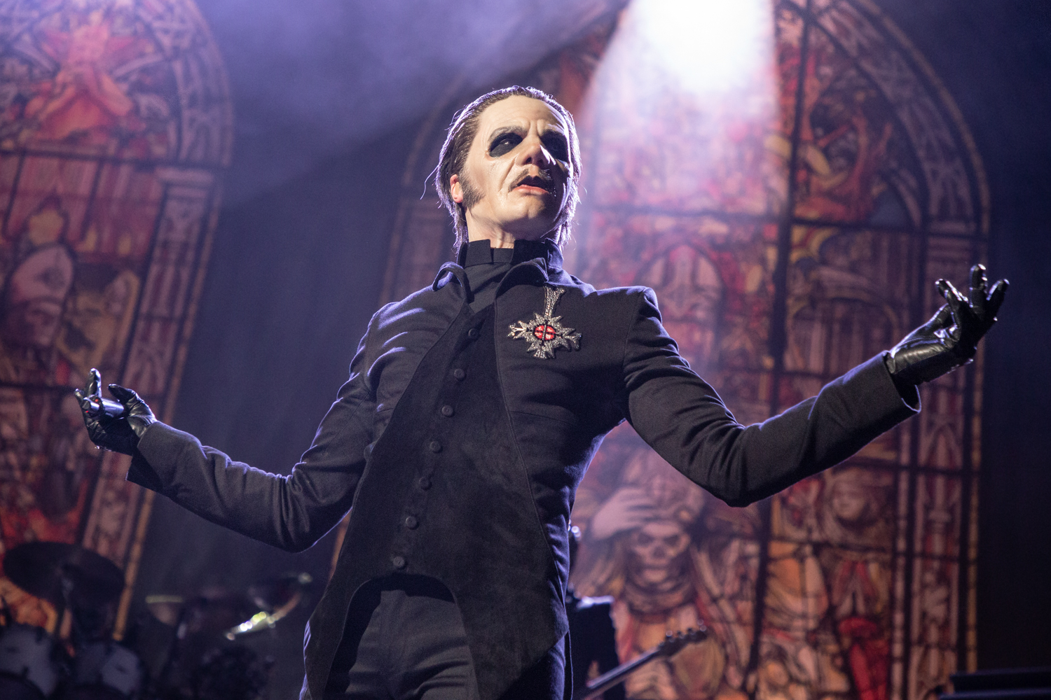Ghost Barclays Center 2018 1 Live Review: Ghost Turn Brooklyns Barclays Center Into a House of Worship (12/15)