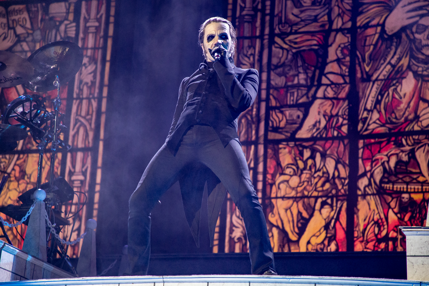 Ghost Barclays Center 2018 12 Live Review: Ghost Turn Brooklyns Barclays Center Into a House of Worship (12/15)