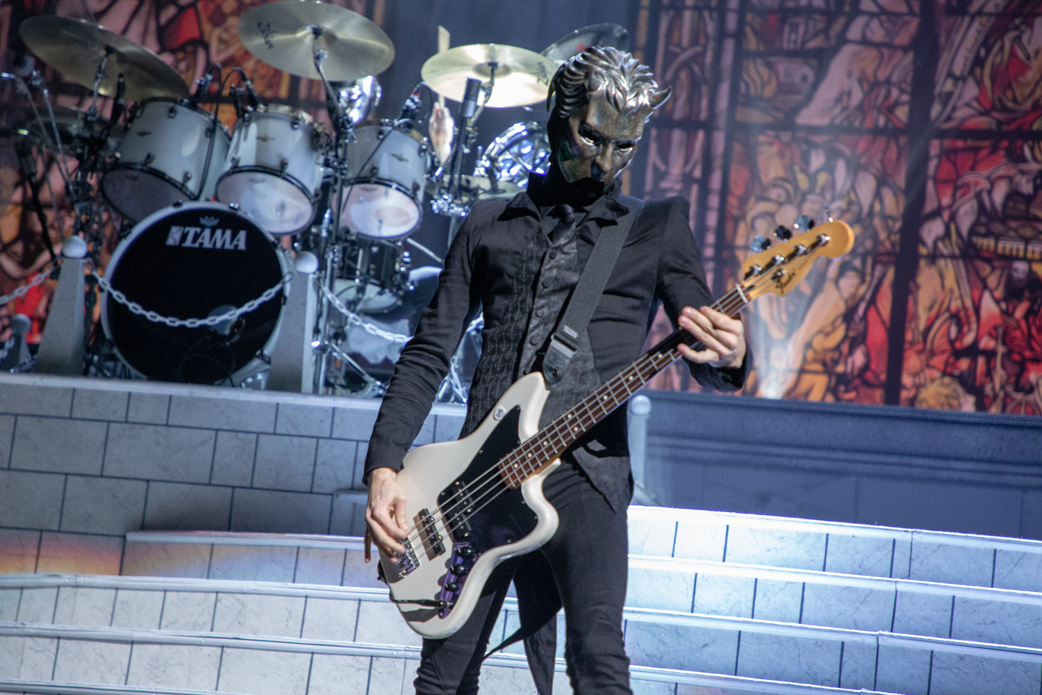 Ghost Barclays Center 2018 16 Live Review: Ghost Turn Brooklyns Barclays Center Into a House of Worship (12/15)