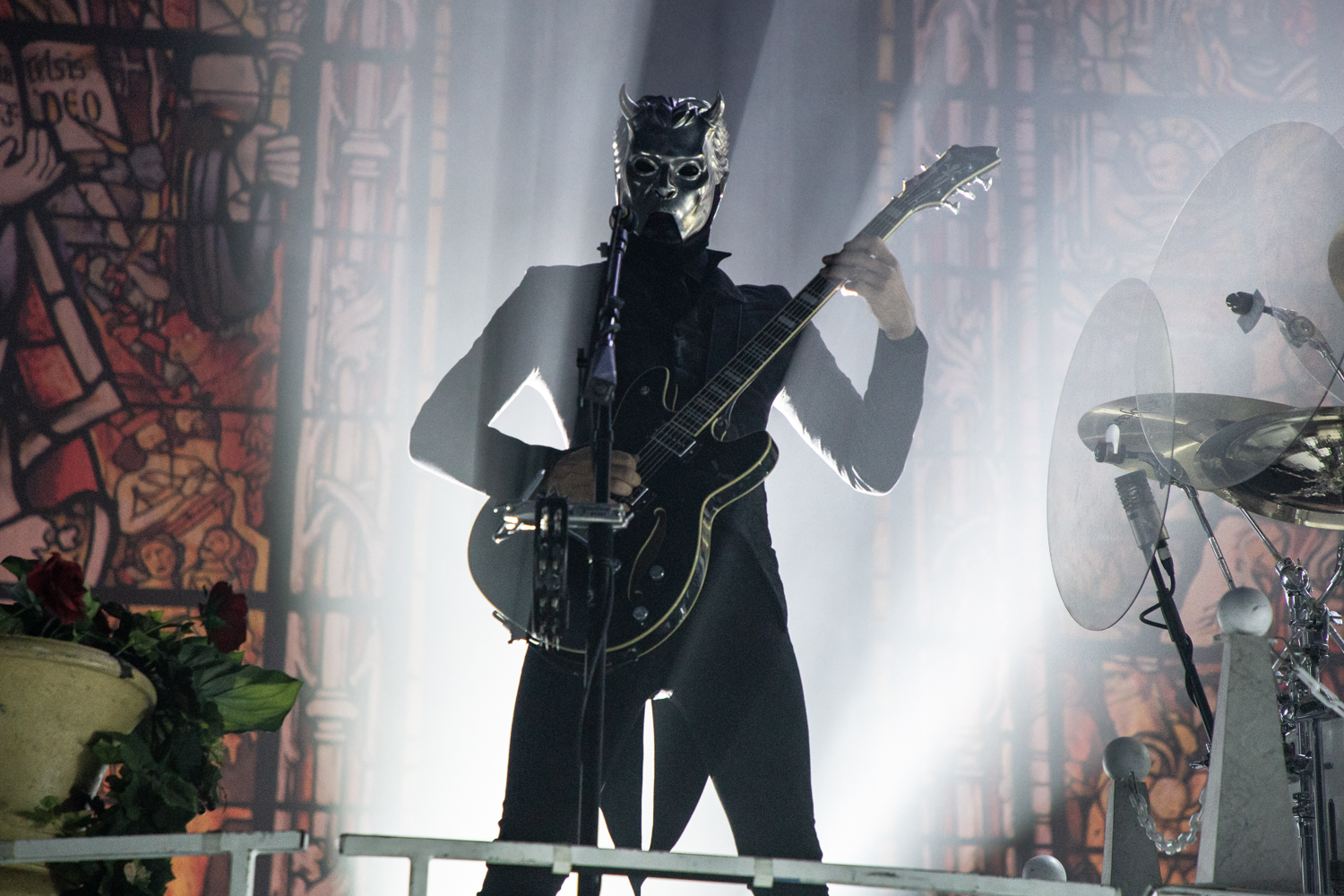 Ghost Barclays Center 2018 18 Live Review: Ghost Turn Brooklyns Barclays Center Into a House of Worship (12/15)
