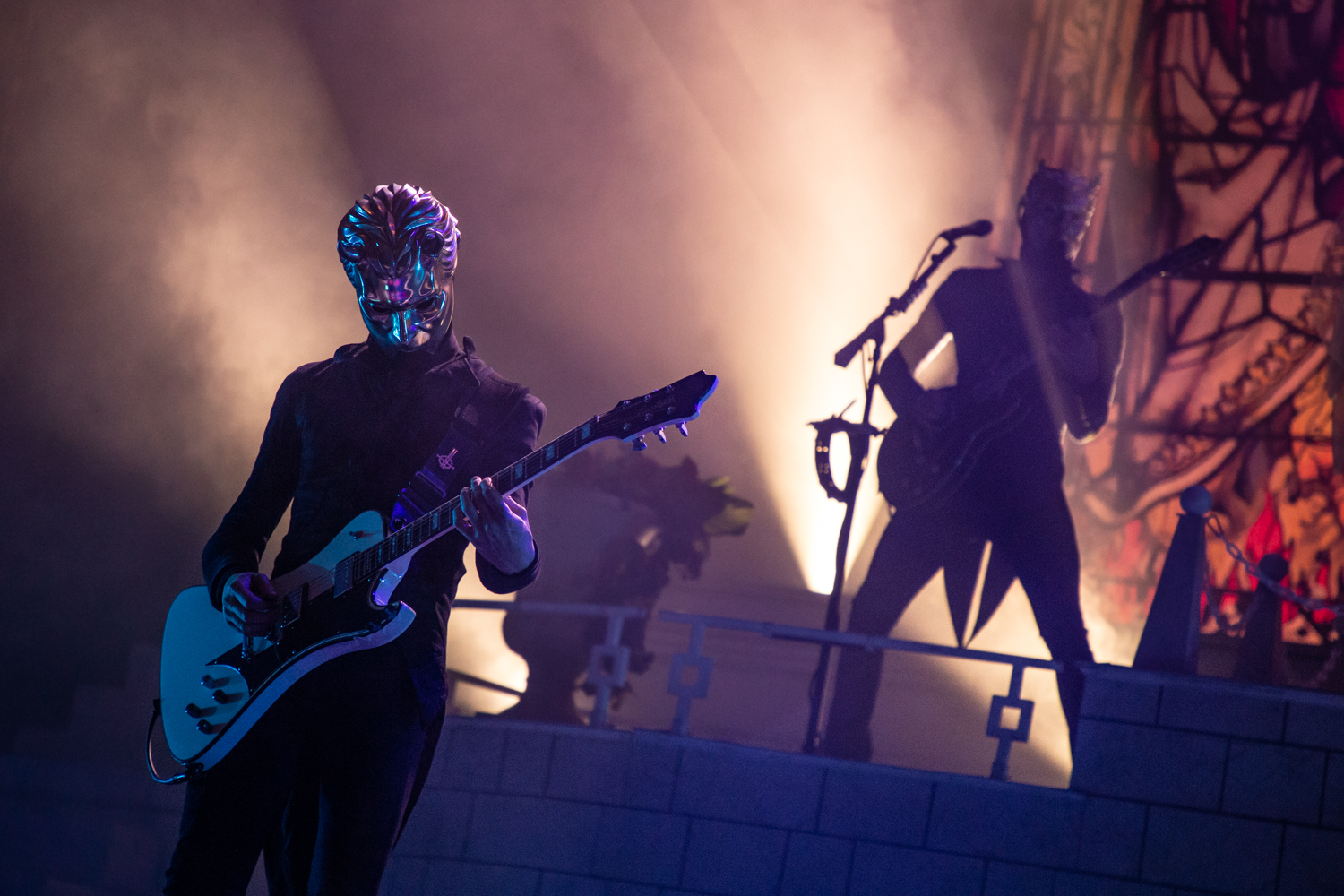 Ghost Barclays Center 2018 19 Live Review: Ghost Turn Brooklyns Barclays Center Into a House of Worship (12/15)