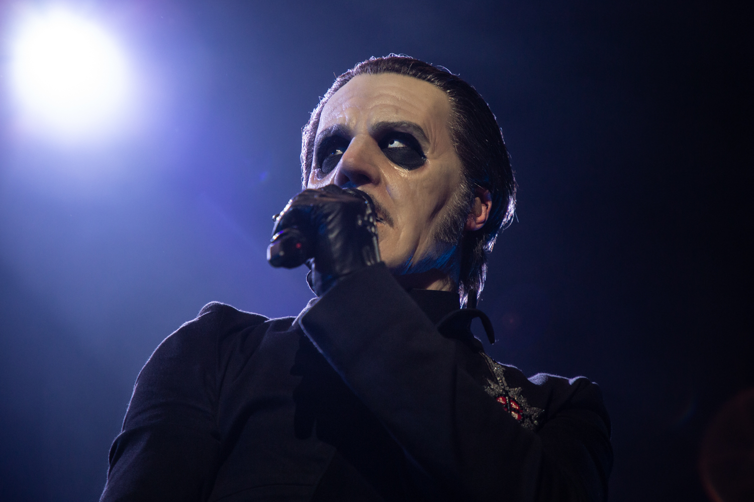 Ghost Barclays Center 2018 20 Live Review: Ghost Turn Brooklyns Barclays Center Into a House of Worship (12/15)