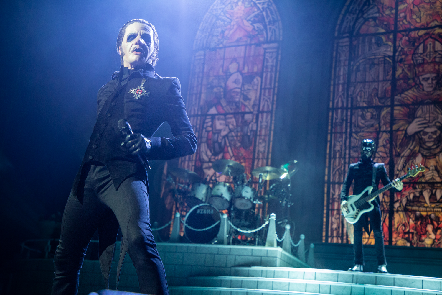 Ghost Barclays Center 2018 4 Live Review: Ghost Turn Brooklyns Barclays Center Into a House of Worship (12/15)
