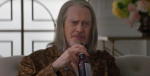 Steve Buscemi as God in Miracle Workers