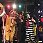 Ozzy Osbourne with Mac Sabbath