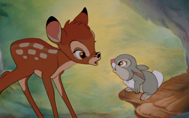 67ca25ed2 Judge forces sicko poacher to watch Bambi once a month for an entire ...