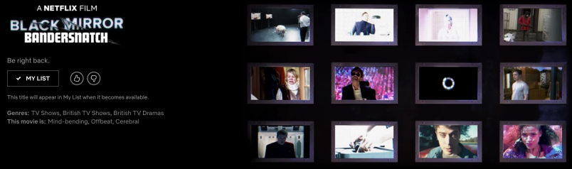 Screen Shot 2018 12 24 at 4.24.07 PM Netflix teases Black Mirror movie: Be right back