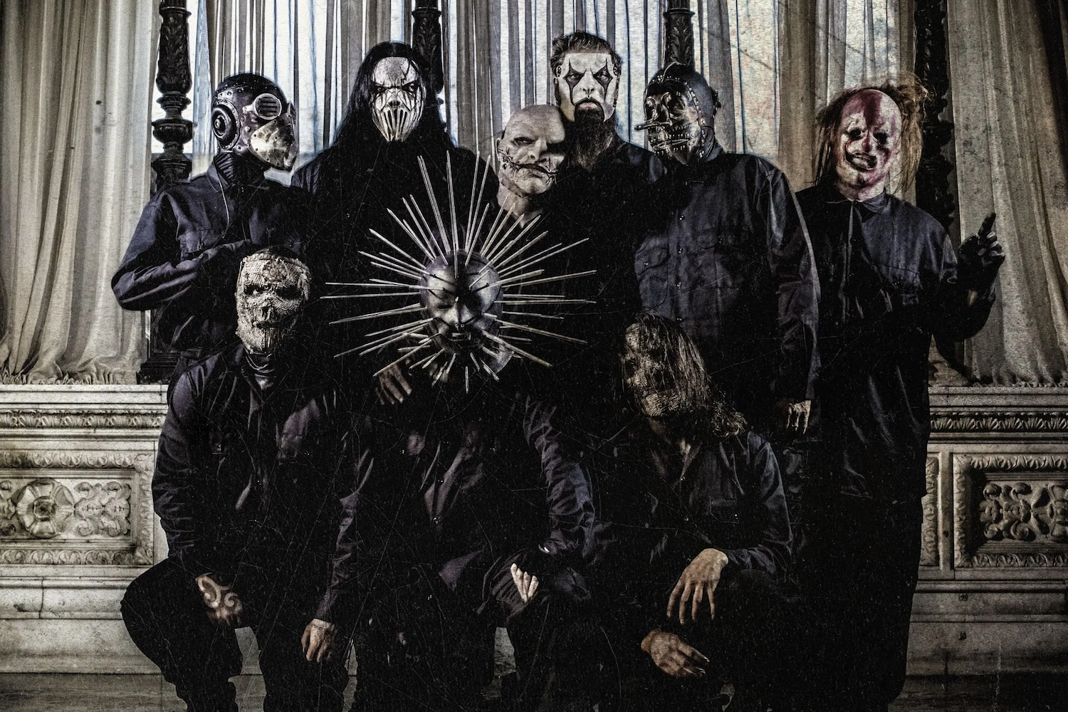 Slipknot 10 Most Anticipated Metal Albums of 2019