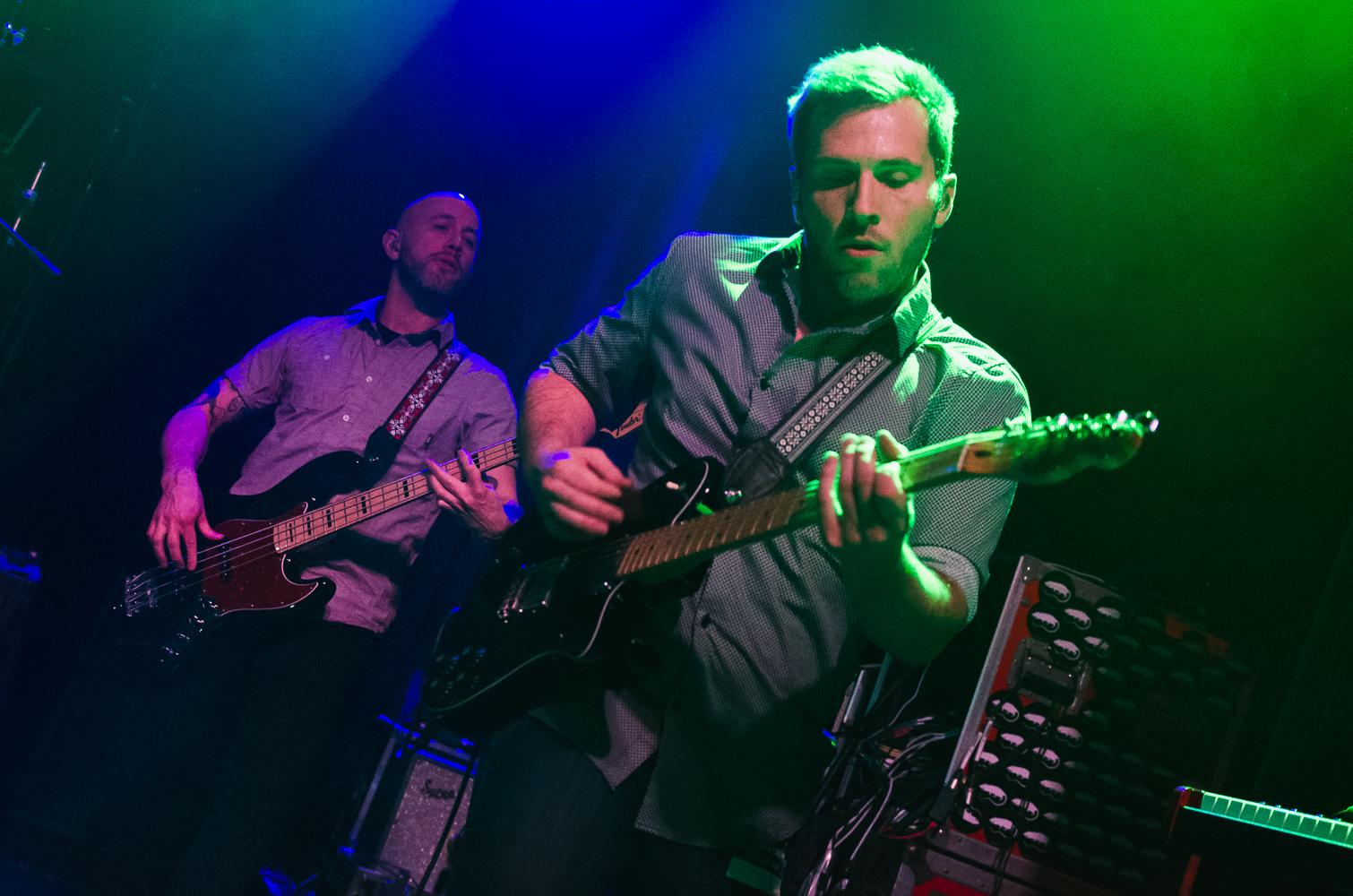 Taking Back Sunday at Irving Plaza Ben Kaye First Three Albums 20th Anniversary