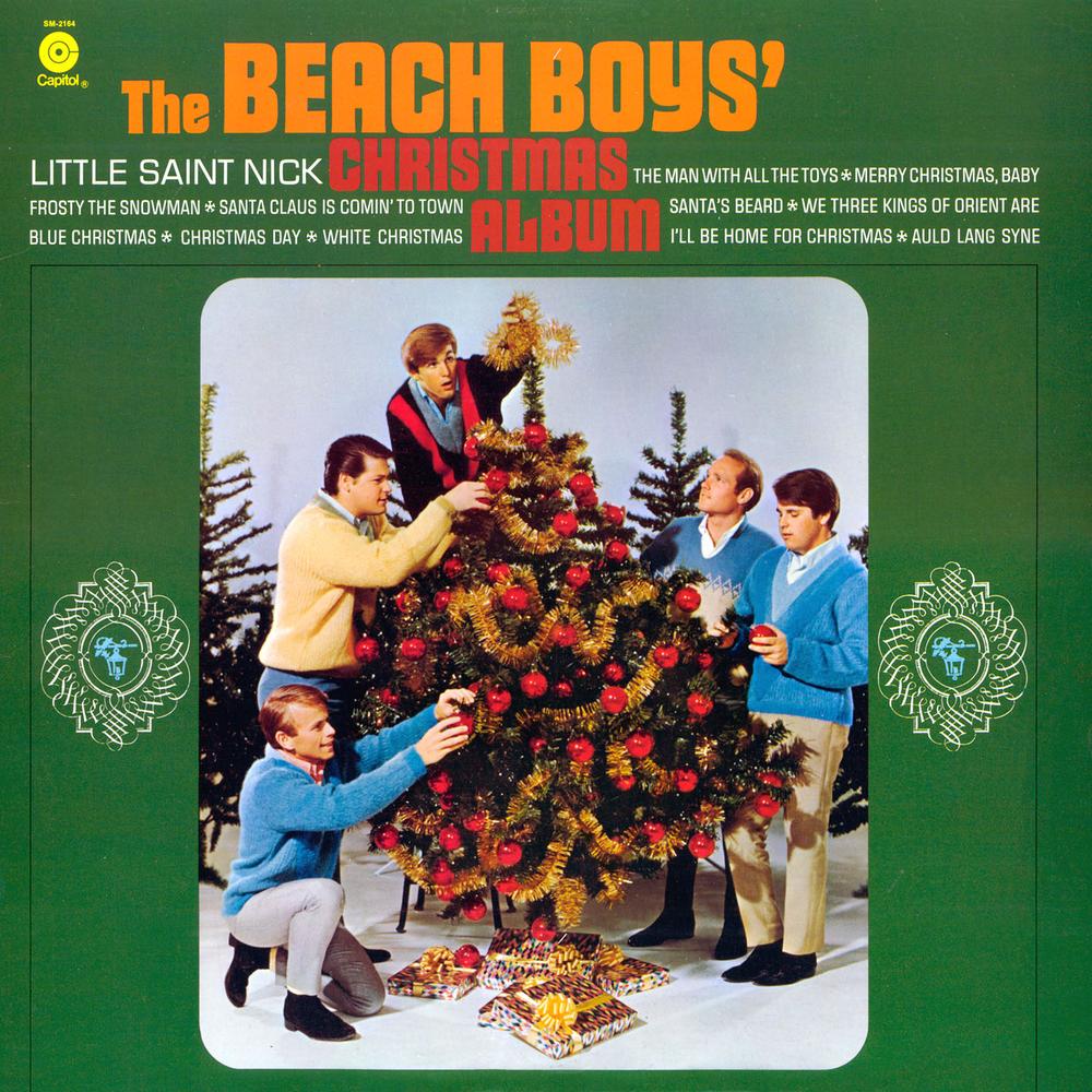 Classic Album Review: The Beach Boys' Christmas Album