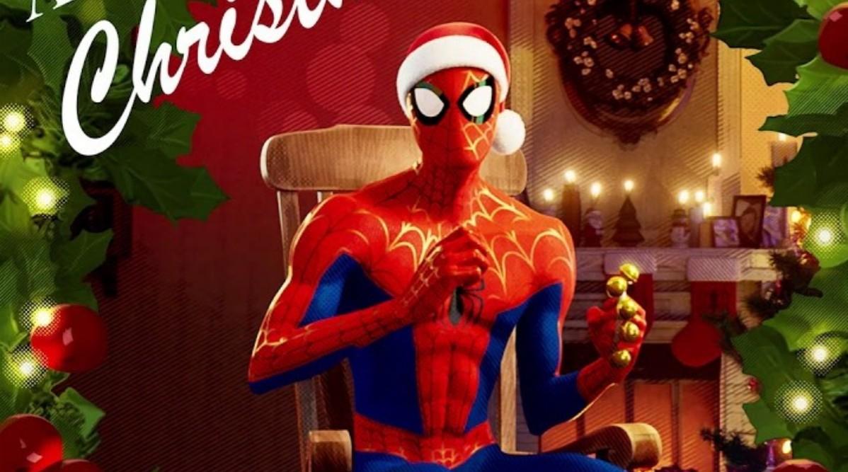 A Very Spidey Christmas EP (Sony)