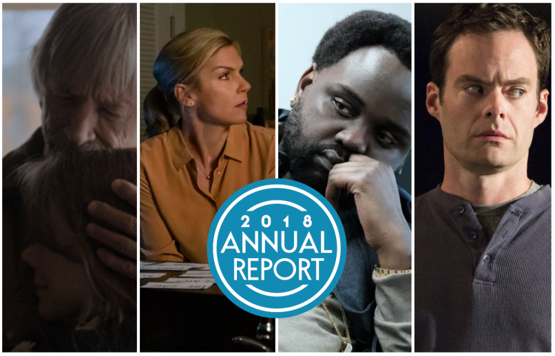 Top 25 TV Shows of 2018 | Consequence of Sound