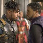 Black Panther, Michael B. Jordan, Chadwick Boseman