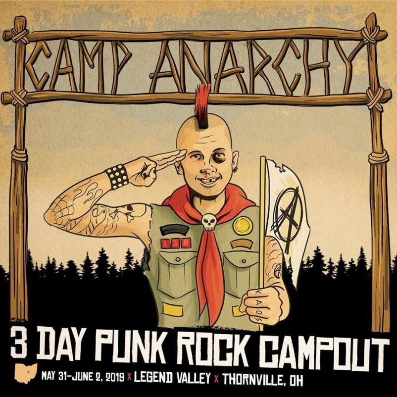 Camp Anarchy 2019