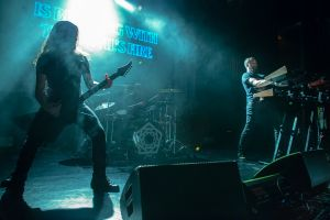 Live Review: Ministry bring their politically charged show to New